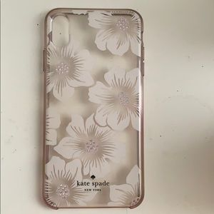 Kate space iPhone X plus case